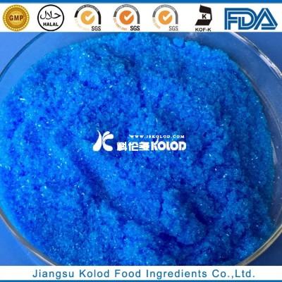 食品级硫酸铜