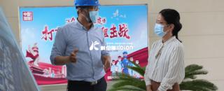 灌云县委常委、常务副县长曹明丽调研科伦多公司