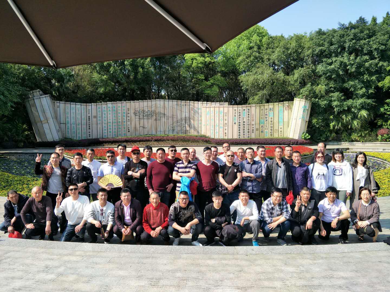 江苏科伦多组织员工前往广西桂林旅游