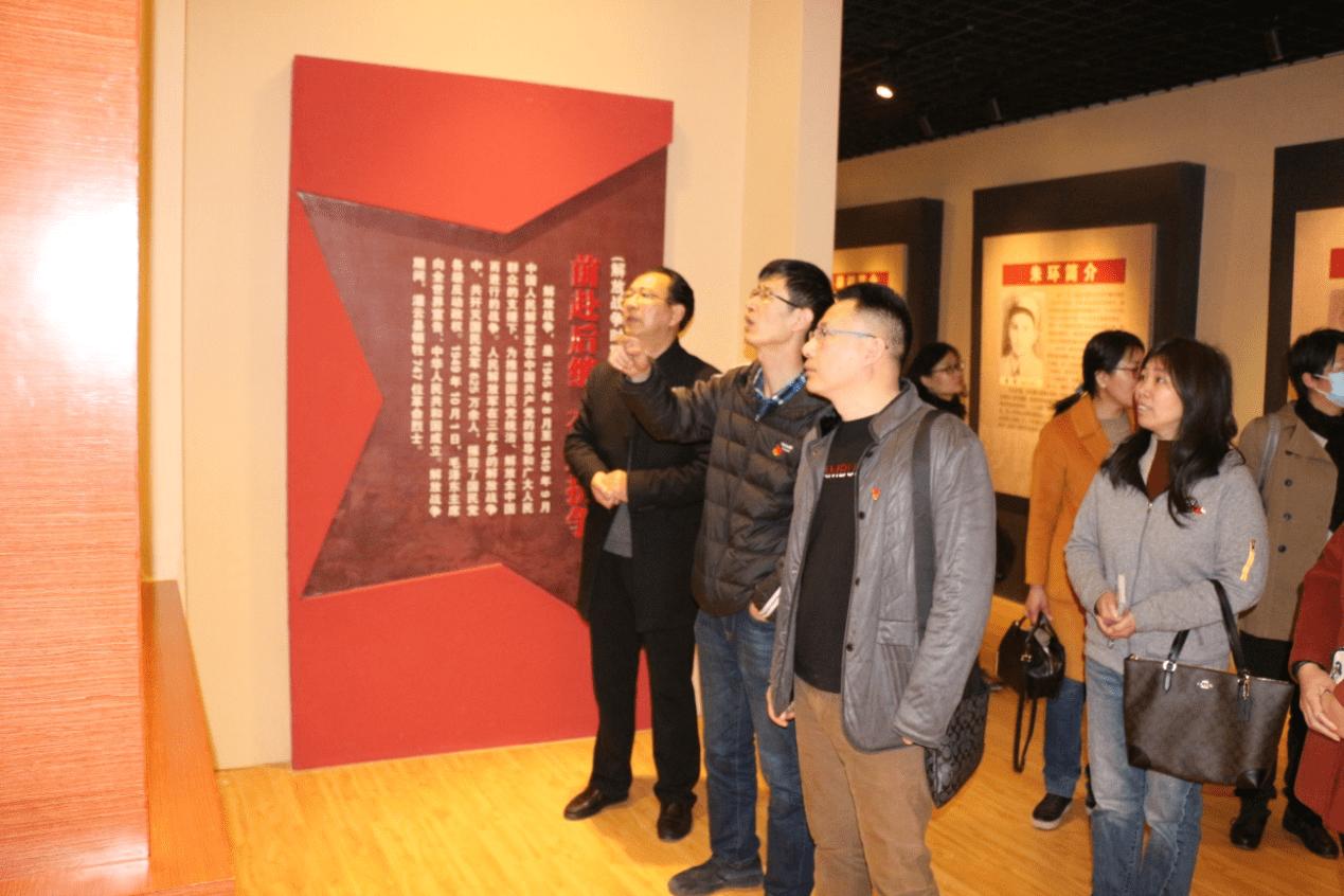 江苏科伦多与连云港职业技术学院举行党建共建活动